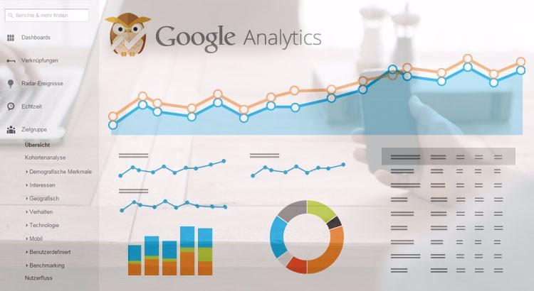 Google Analytics Erklärung