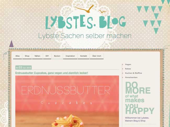 JimdoPro Homepage von Lybstes