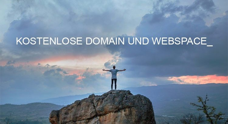 kostenlose Domain und Webspace