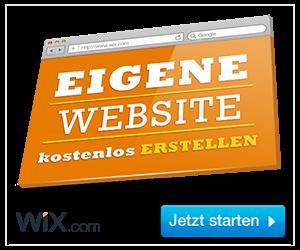 Wix webseite