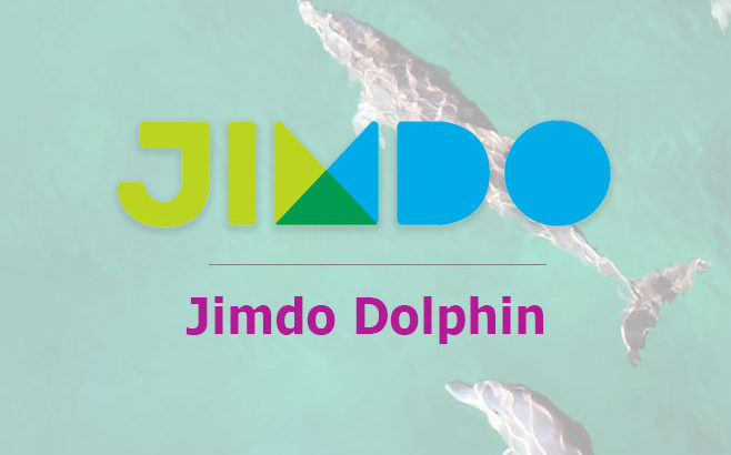 Jimdo Dolphin Test