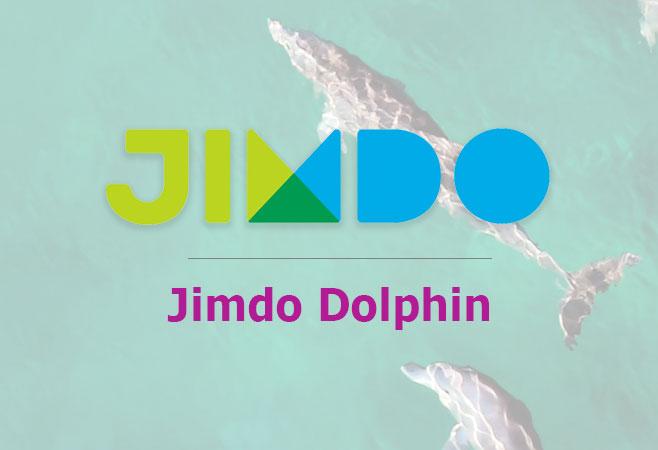 Jimdo Dolphin Test