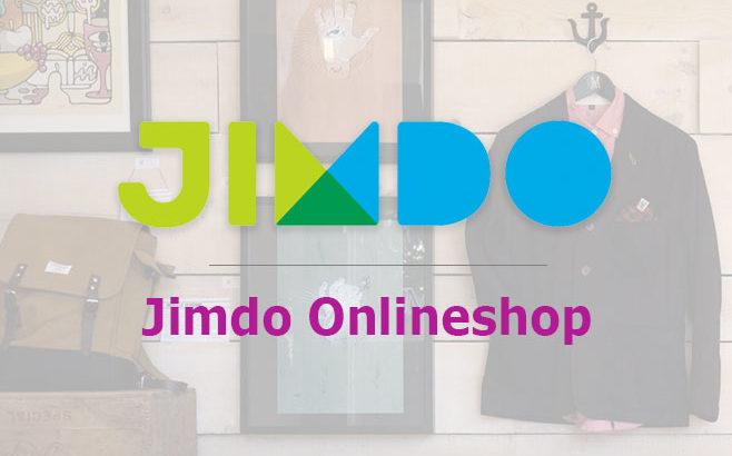 Jimdo Shop - Onlineshop mit JimdoBusiness