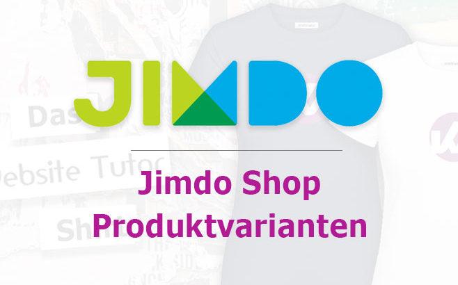 jimdo shop mehrere produktvarianten