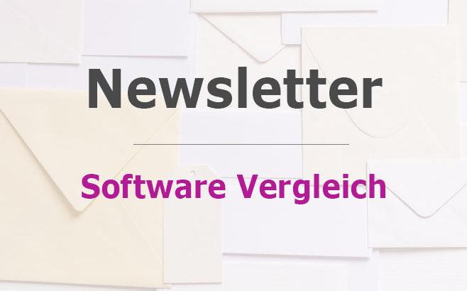 newsletter software vergleich
