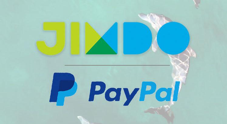 paypal jimdo Geschäftskonto