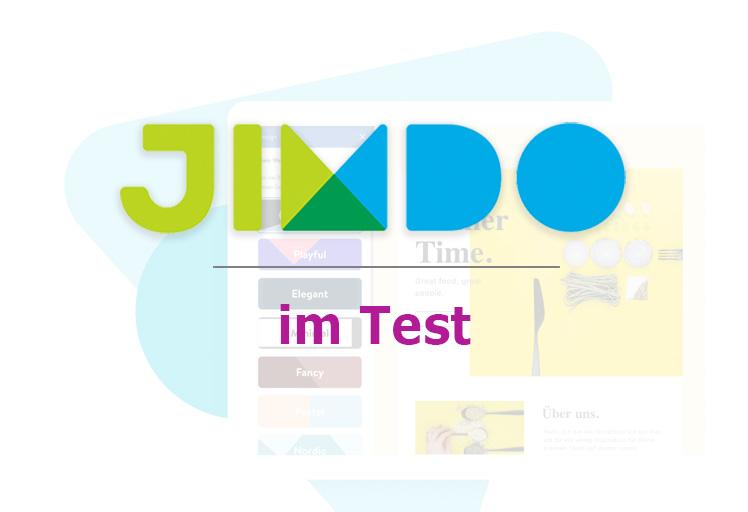 4c168bc61e Website erstellen mit Jimdo - Mein kritisches Urteil zur Homepage & Shop