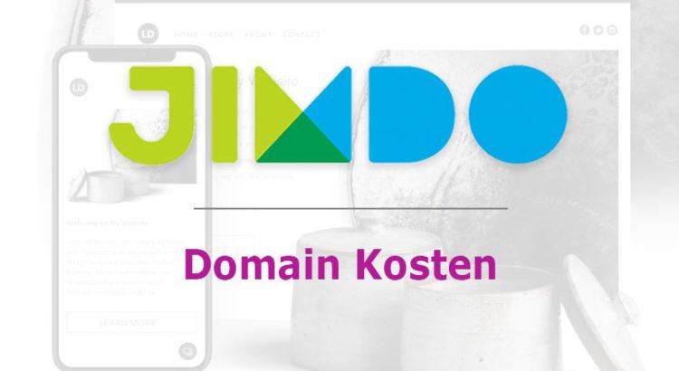 jimdo domain kosten