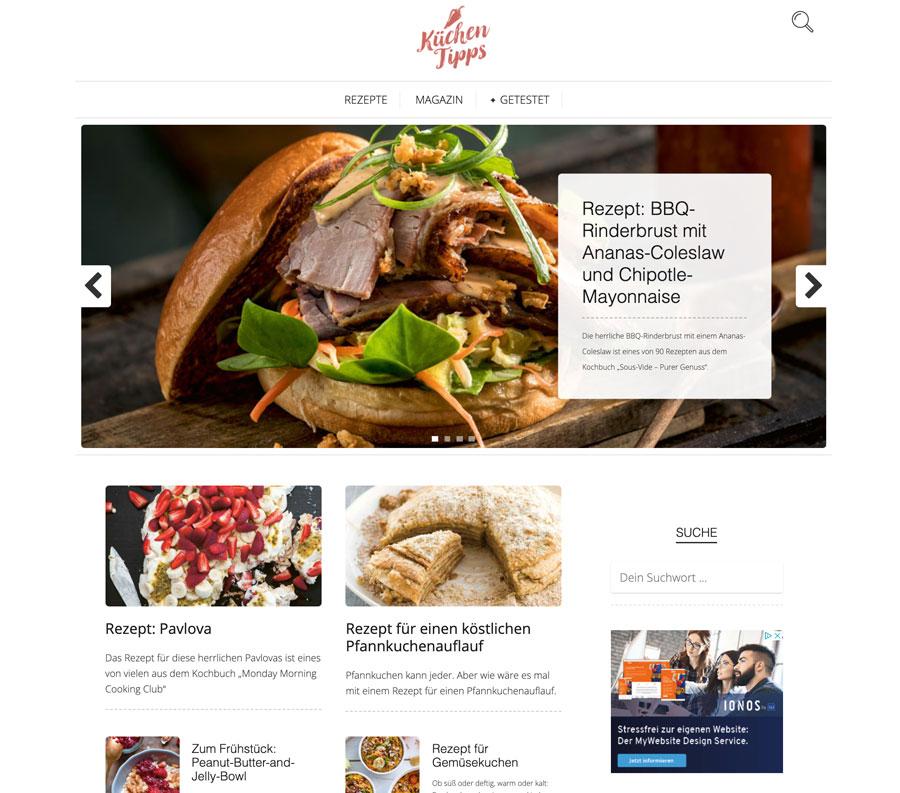 Food Blog Kuechentipps