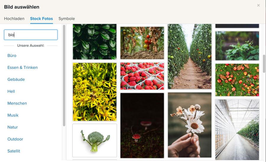 Webador Fotos